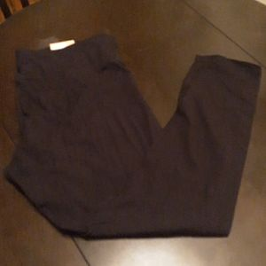 Black leggings -- never worn!
